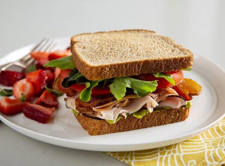 Sandwich From Emeals