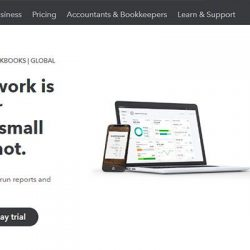 Screensoft Of Quickbooks Website