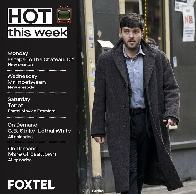 Tv Shows On Foxtel Now