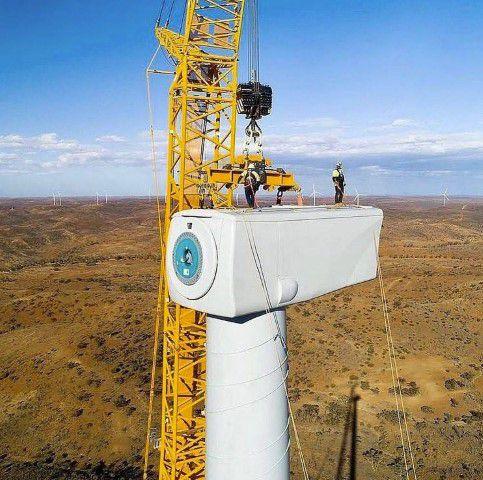 Wind Farm By Agl
